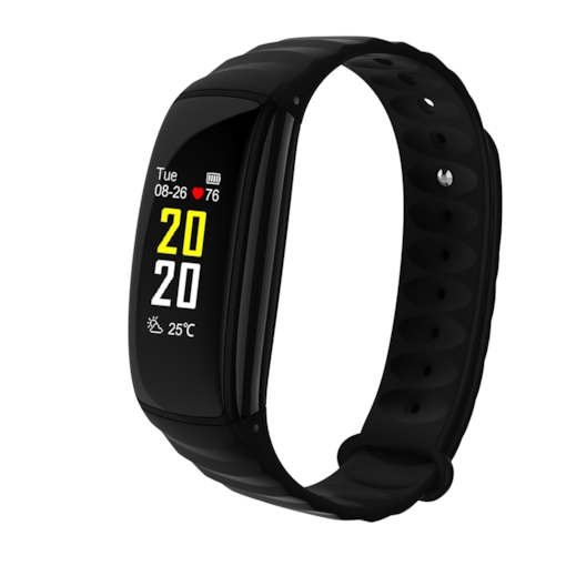 H107 Smart Bracelet Waterproof Step More Sports Bracelet