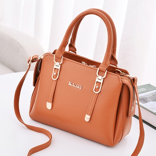 Summer Vary Color Plain Big Capacity Tote Bag
