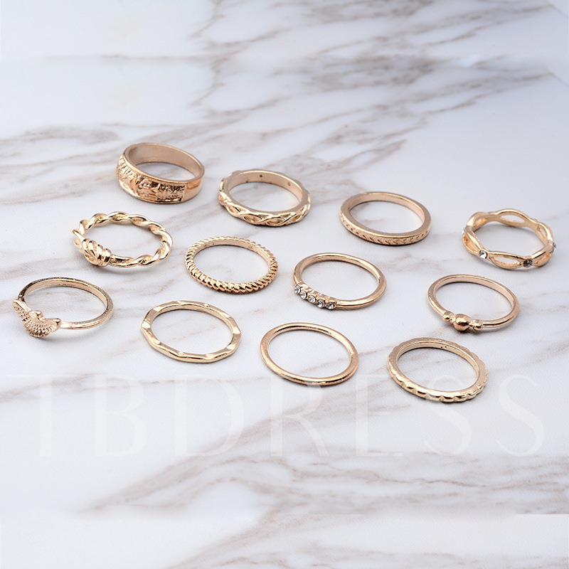 Vintage Separable Combination Ring