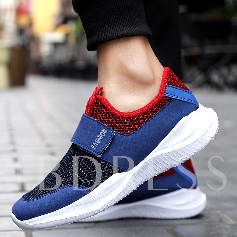 Breathable Mesh Shoes Men's Plus Size Sneakers