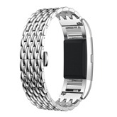 Fitbit Charge2 Dragon Five Beads Strap for Smart Watch