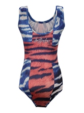 Tiger 3D Animal One Piece Bathing Suits