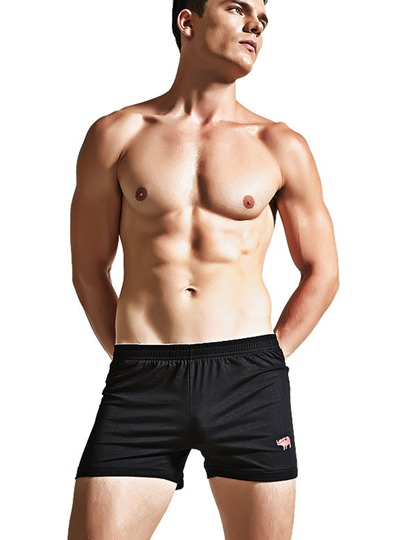 Arrow Pants Home Sport Mesh Breathable Men's Underwear