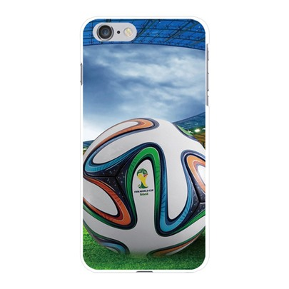 World Cup TPU Painted Shell iPhoneX/8Plus/7/6S