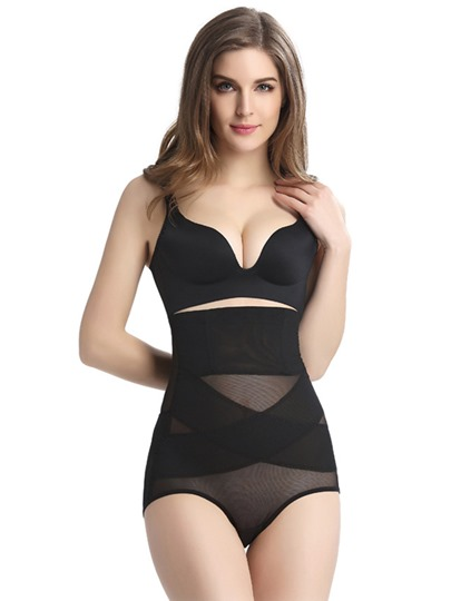 Abdomen Shaping Breathable High-Waist Panty