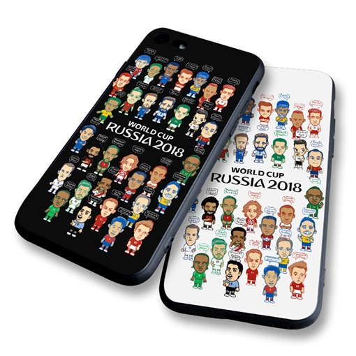 World Cup Mobile Shell Germany Argentina Spain England iphone X