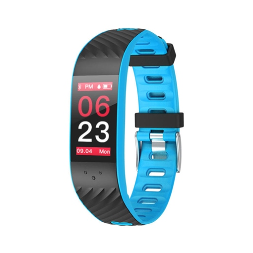 P4 Smart Bracelet IP67 Waterproof Blood Pressure Exercise Heart Rate Monitoring