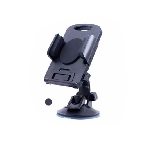 Suction Cup & Universal Phone Clip Convenient to Use