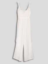 Plain Hem Cami Women's Jumpsuit