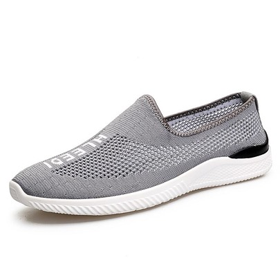 Slip-On Shoes Mesh Light Single shoes for Men