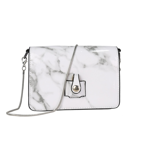 Imitation Marble Fashion Crossbody Bag