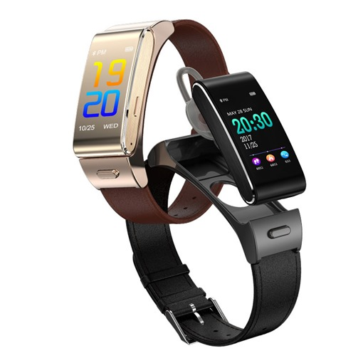 Bluetooth Smart Bracelet Color Screen Call Phone