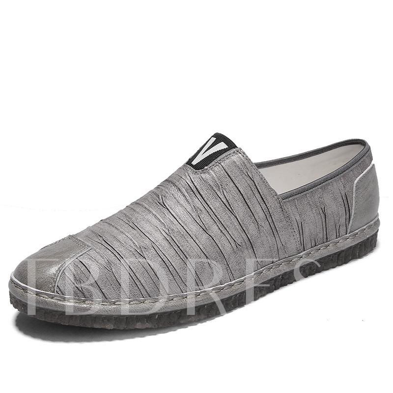 Wearable Cowhells Slip On Shoes Men's Drive Loafers