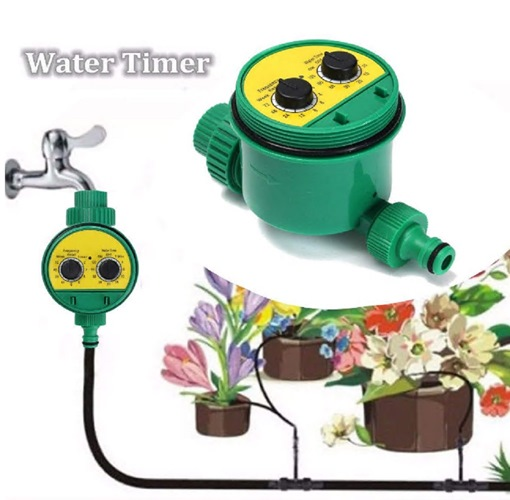 Irrigation Controller Automatic Irrigation Controller Family Automatic Waterer Knob Type Timer