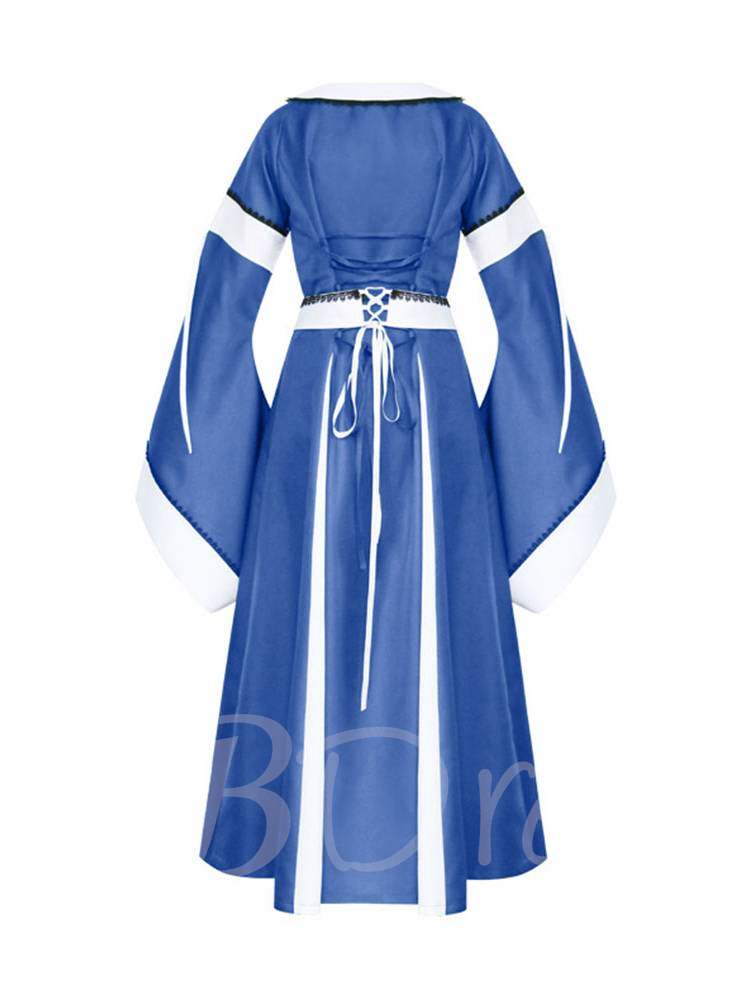 Easter Women's Over Long Medieval Renaissance Costumes