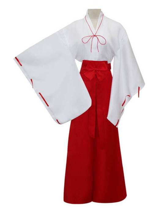 Long Sleeve Bowknot Japanese Anime Costume