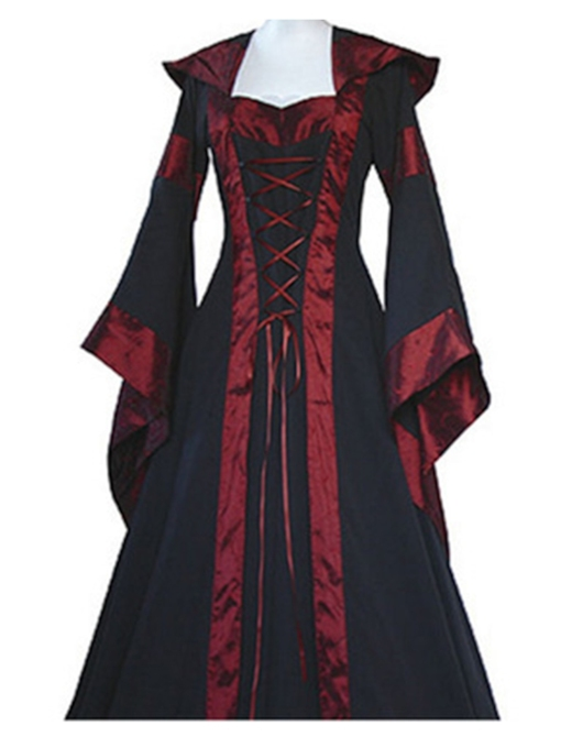 Renaissance Victorian Dress Halloween Costume
