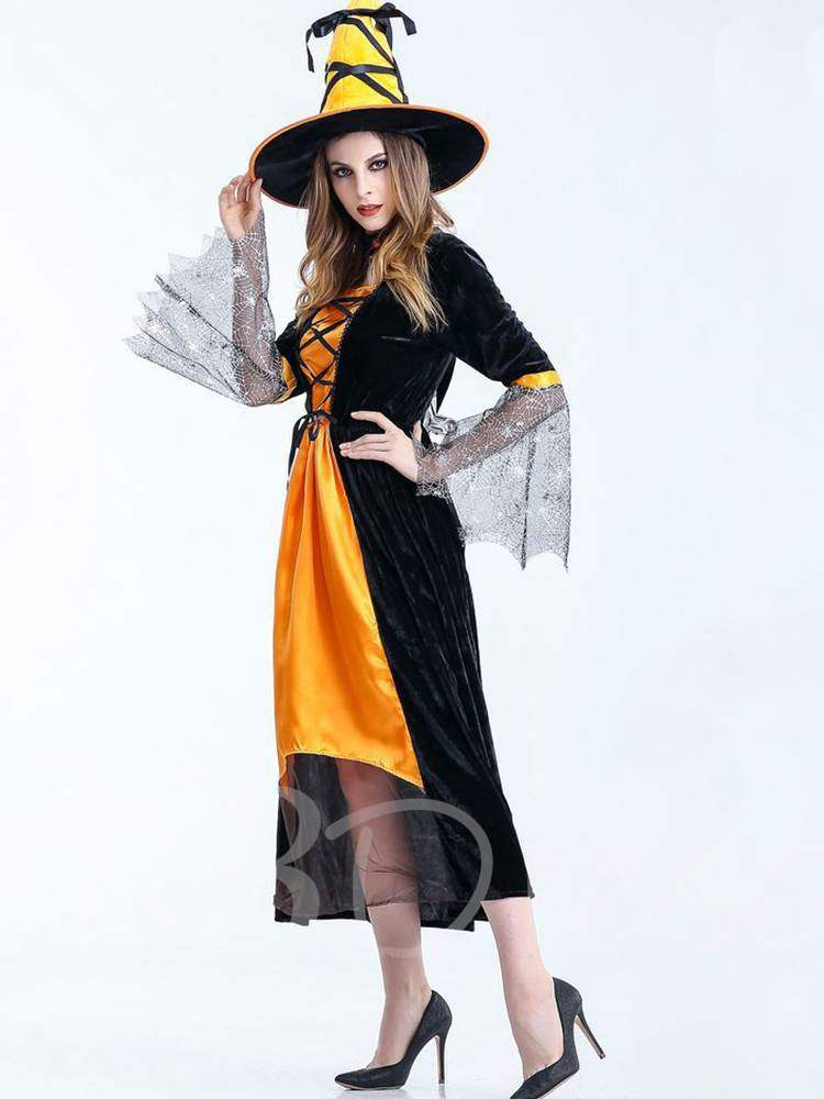 Easter Horrible Witch Cloak Cosplay Halloween Costume