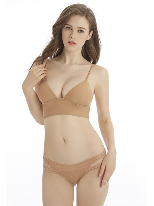 Plain Sexy 2 Piece Bikini Bathing Suits