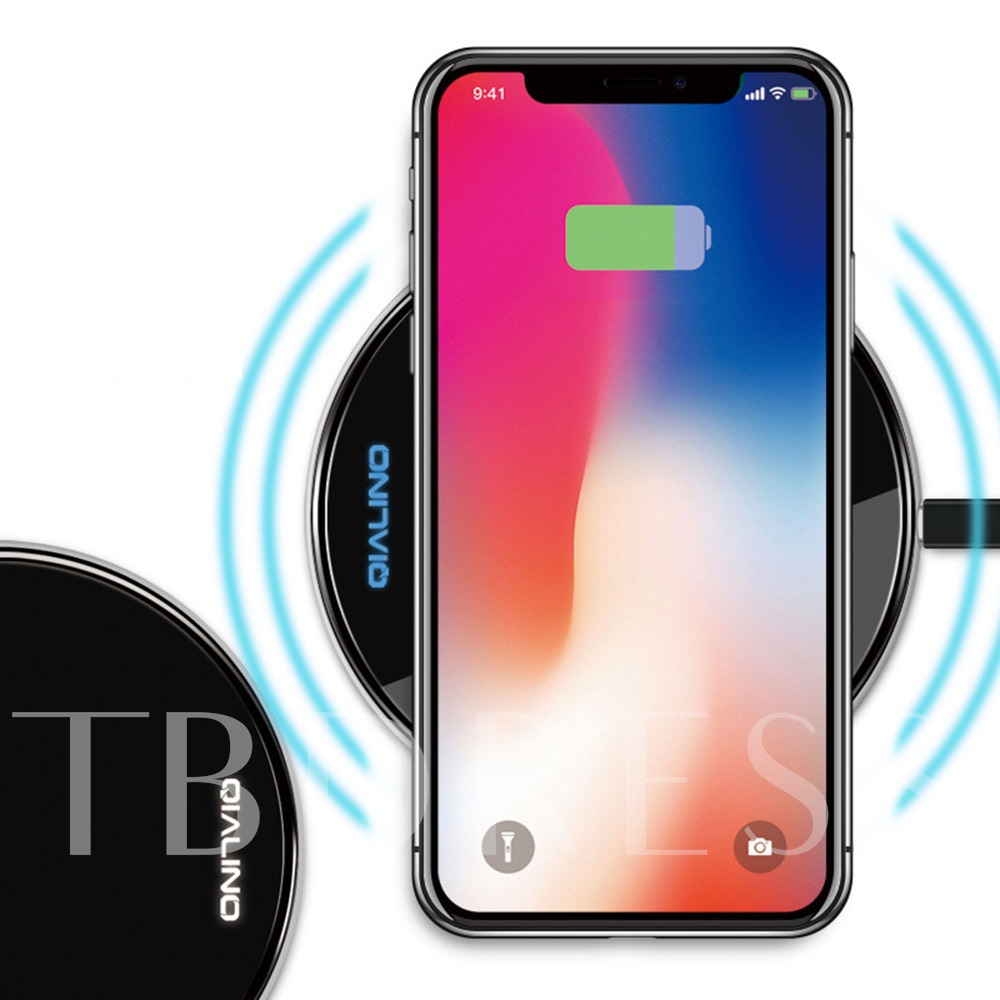 iPhone X Fast Wireless Charger and Samsung Note 8/s8 Universal