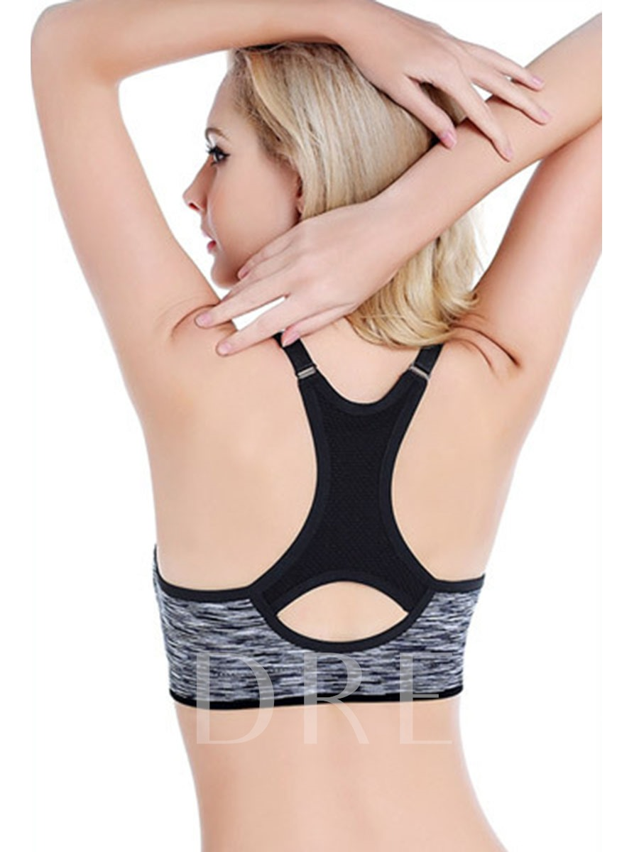 Professional Fitness Underwear Quick-dry Yoga Running Sports Bra