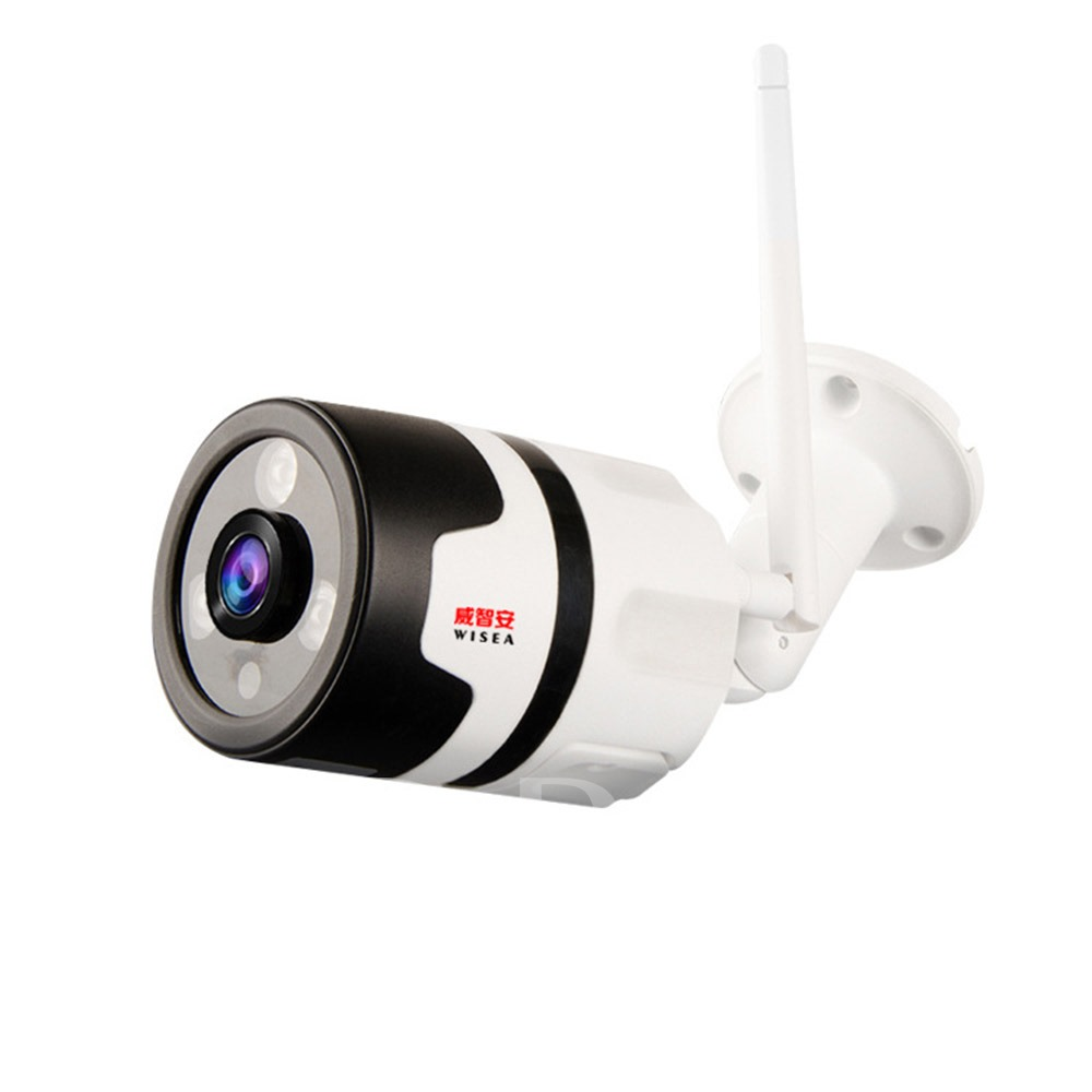 Wireless Remote Monitor Network Camera 360 Degree Panoramic 1080P