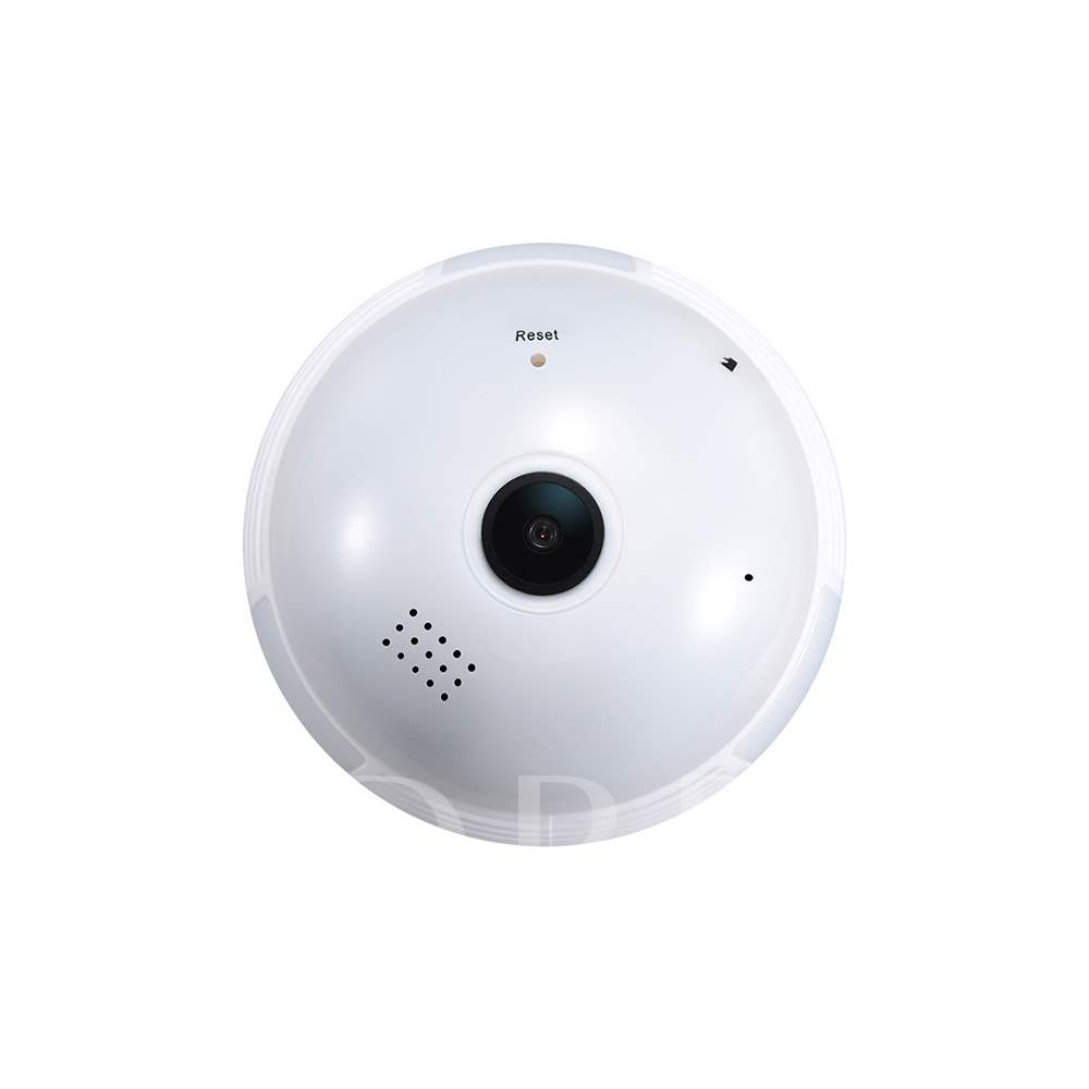 ESCAM Wireless WiFi Network Camera 360 HD Fisheye Panoramic