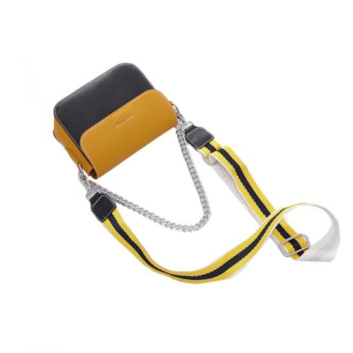 Fashion Casual Color Block Women Crossbody Bag