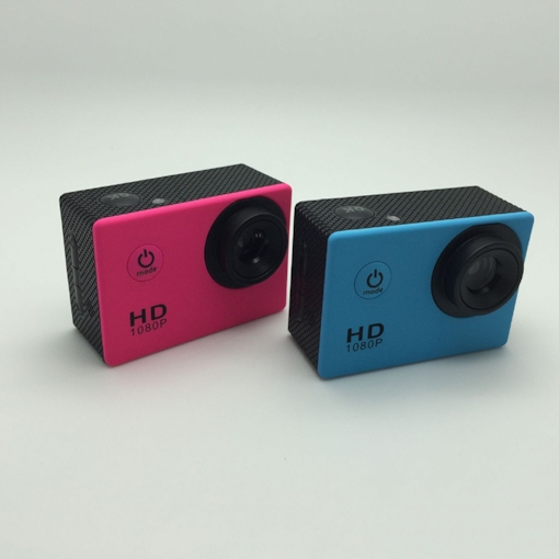 HD 1080P Mini Portable Driving Recorder Camera