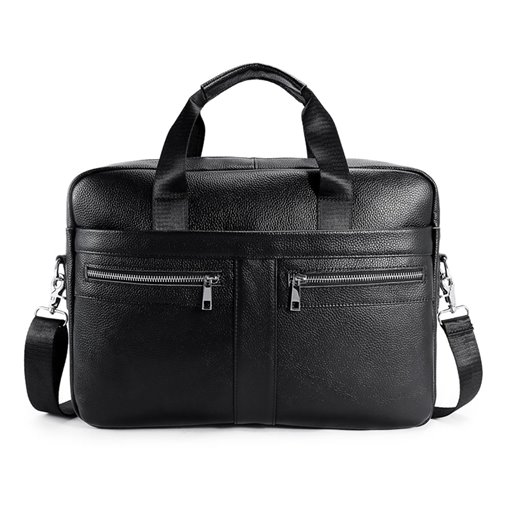 Plain Cotton Shoulder Bag Laptop Bags