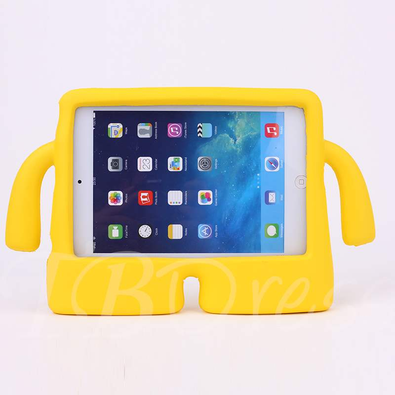 iPad mini1/2/3/4 Case kids Drop-proof Shockproof iPad Cover Case with Kids Safety Protective Shell