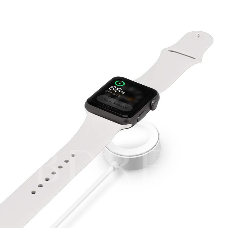 Wireless Charger for iWatch Series 1、2、3 Portable Magentic Charger