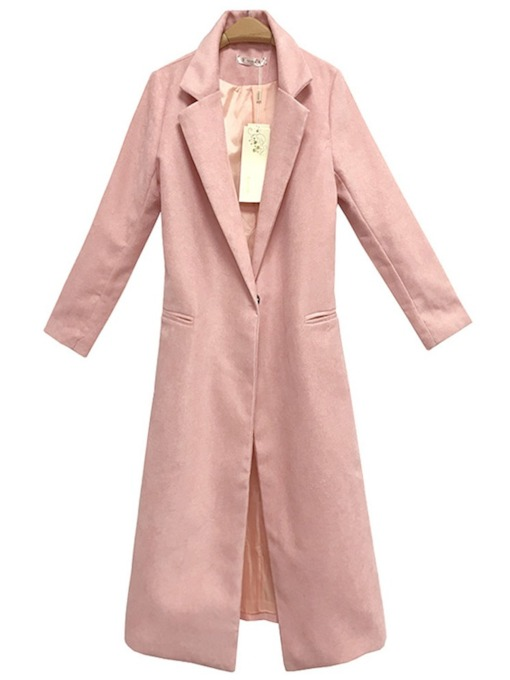 trench coat cranté