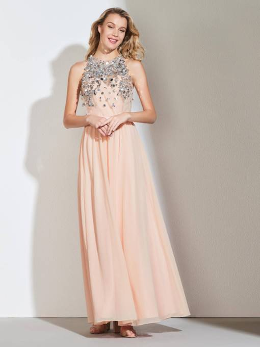 Cheap Long Evening Gowns, Formal Evening Dresses for Women Sales ...