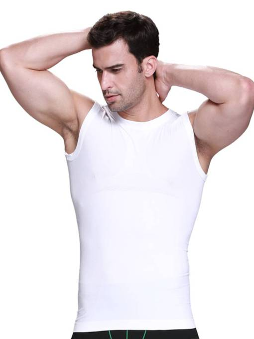 Seamless Quick Dry Outdoor Sports Vest Top for Men