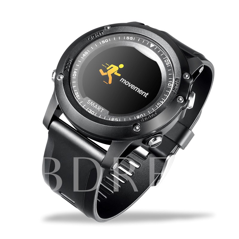 T2 Touch-Screen Smart Reminder Waterproof Blood Oxygen Tracker for IOS Android Phones