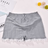 Cosy Lace-trim Breathable Women's Safety Pant