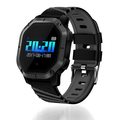 Smart Bracelet IP68 Waterproof Double Color Bracelet Supports Long Standby