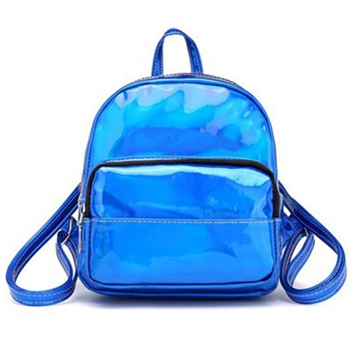 Fashion Synthetic Leather Casual Women Backpack