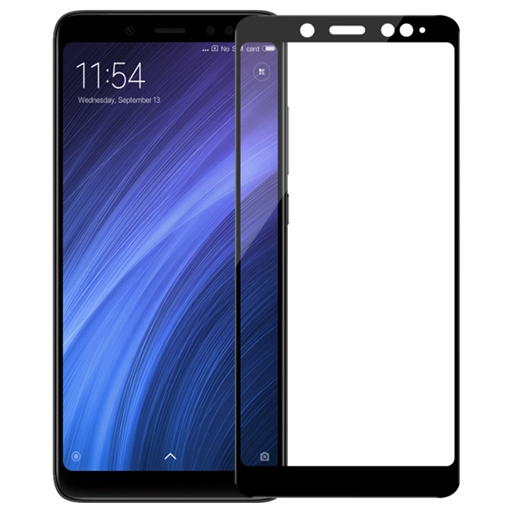 Red Rice Note 5 Pro Full-membrane 5D Tempered Glass Film