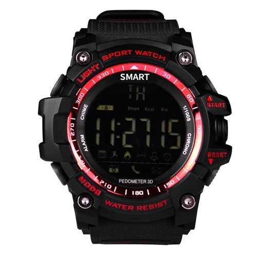 Smart Watch Bluetooth Depth Waterproof Rechargeable Long Standby Sport