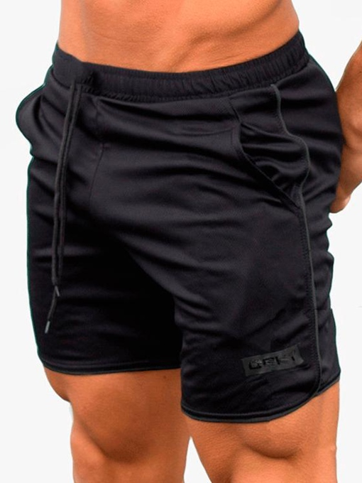 Summer Thin Running Sports Men's Short Pants