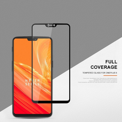 Oneplus 6 Full Screen 3D Tempered Film