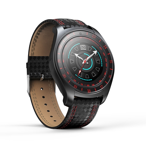 V10hr Bluetooth Smart Watch Touch Sports Step Counter and SIM