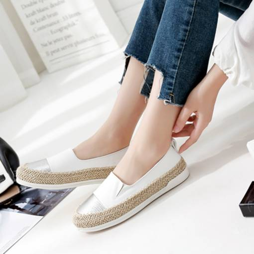 Cheap Flats Shoes Cute Black Amp White Flat Shoes For Women