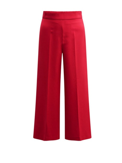 Plain Wide Legs Women's Casual pants