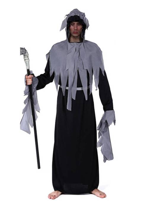 Avenger Halloween Costume without Prop on Hand