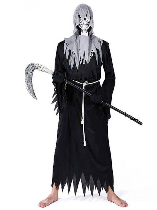 Angel of Death Halloween Costume without Prop on Hand