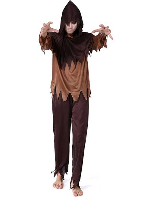 Zombie Halloween Costume for Men