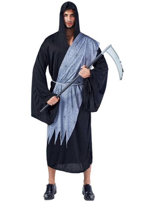 Satan Ripper Halloween Costume with Belt